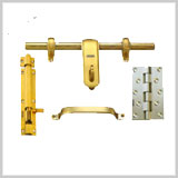 Brass Door Accessories, Aluminium Door Accessories, Mild Steel Door Accessories, Stainless Steel Door Accessories.