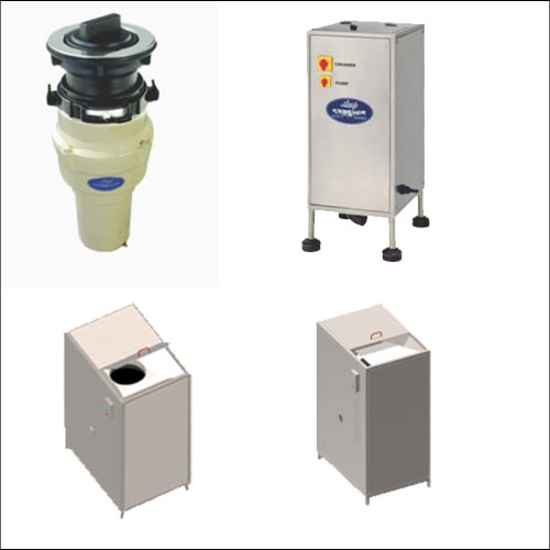 Waste Disposers, Waste Disposer India, Food Waste Disposers,