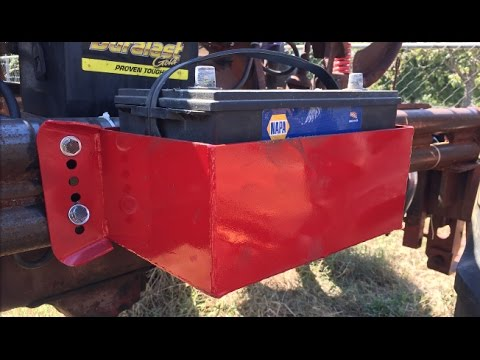 Battery Box, Toe Hook, Tractor Bumpers And Precision Sheet Metal Components For 6 Models Of Sonalika Tractors For Both Domestic And Export Market.
